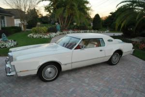 1975 Lincoln Mark Series