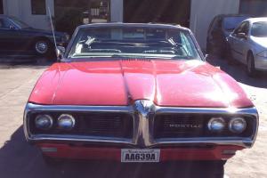 1968 Pontiac LE Mans Convertible
