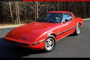 1984 Mazda RX-7 GS 2dr Hatchback