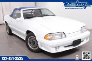 1987 Ford Mustang LX