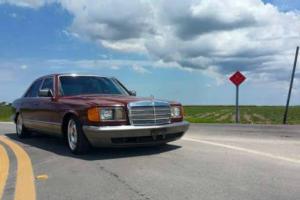 1983 Mercedes-Benz 300-Series