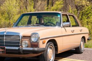 1975 Other Makes 300-Series 300D Photo