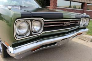 1969 Plymouth Road Runner GTX Photo