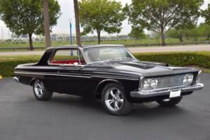 1963 Plymouth Fury Restomod