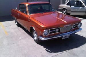 1965 Plymouth Barracuda 2D Photo