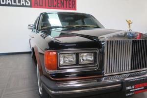 1985 Rolls-Royce Silver Spirit/Spur/Dawn SILVER SPUR