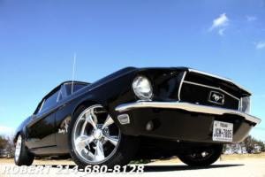 1968 Ford Mustang CONVERTIBLE GT