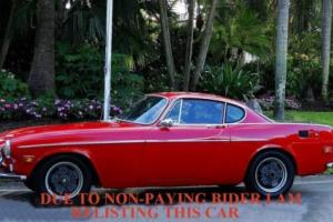 1970 Volvo P1800 SPORT COUPE P1800 SPORT COUPE