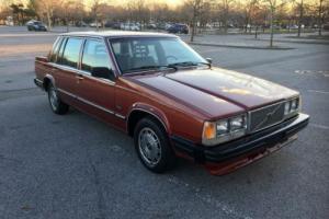 1985 Volvo 740 Photo