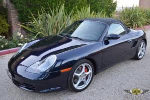 """2003 Porsche Boxster """"S"""""""