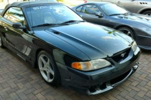 1996 Ford Mustang Saleen S281