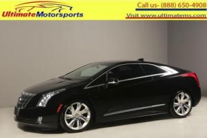 2014 Cadillac ELR 2014 PLUG-IN HYBRID NAV LEATHER LANE WARRANTY