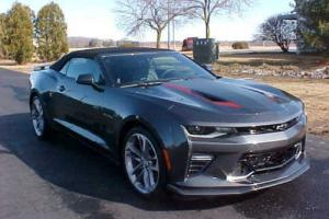 2017 Chevrolet Camaro 50th Anniversary