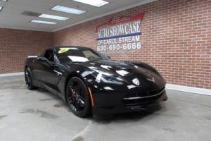 2014 Chevrolet Corvette Z51 3LT Convertible