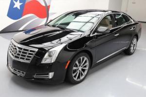 2013 Cadillac XTS LUX  PANO SUNROOF NAV REAR CAM