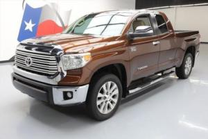 2014 Toyota Tundra LIMITED DOUBLE CAB 4X4 NAV 20'S