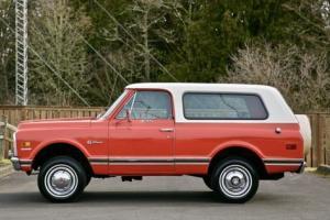 1969 Chevrolet Blazer CST