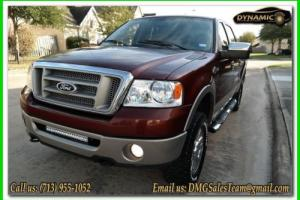 2006 Ford F-150 F150 KING RANCH 4X4