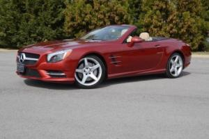 2015 Mercedes-Benz SL-Class SL400 Photo