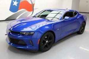 2016 Chevrolet Camaro LT AUTOMATIC REAR CAM HYPER BLUE