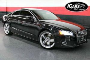 2012 Audi S5 Manual Premium Plus 2dr Coupe