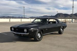 1969 Chevrolet Camaro COPO LOOK BLACK CAMARO AMERICAN ICON 1969 327