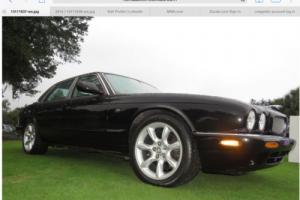 2001 Jaguar XJR JR Photo
