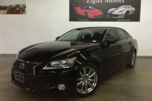 2014 Lexus GS Luxury Pkg Rear Spoiler,Park Assist