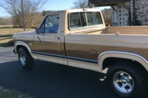 1986 Ford F-150