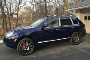 2004 Porsche Cayenne TURBO AWD 450 HP