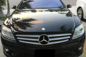 2008 Mercedes-Benz CL-Class AMG