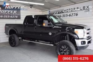 2016 Ford F-250 Lariat LIFTED!!