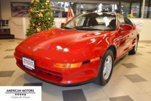 1991 Toyota MR2 -- Photo