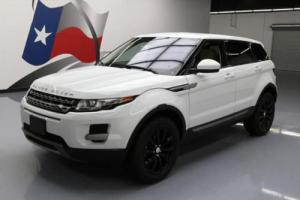 2015 Land Rover Evoque PURE AWD NAV REAR CAM