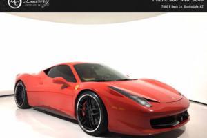2014 Ferrari 458 458