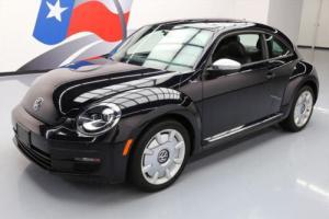 2013 Volkswagen Beetle-New BEETLE FENDER SUNROOF HTD SEATS