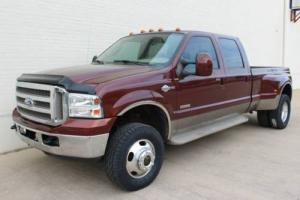 2005 Ford F-350 King Ranch