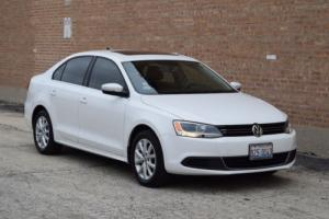 2013 Volkswagen Jetta SE SEDAN SUNROOF HTD SEATS