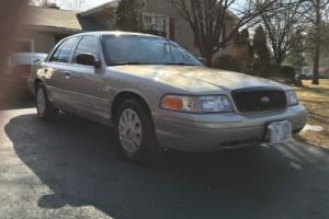 2007 Ford Crown Victoria Photo