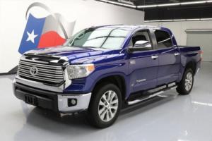 2014 Toyota Tundra LIMITED CREWMAX SUNROOF NAV 20'S