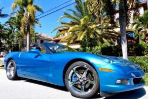 2011 Chevrolet Corvette w/3LT Photo