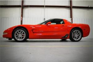 2002 Chevrolet Corvette --