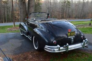 1948 Chevrolet Other 1948 pontiac chevrolet gm convertible silverstreak