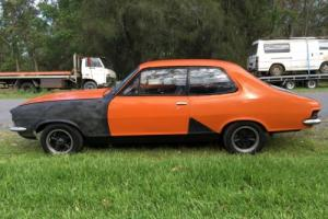 Torana LC 2 Door Running Engine with Triple Carbies Extractors suit GTR Buyer LJ