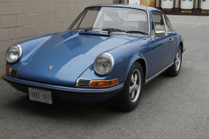 1970 Porsche 911 S | eBay