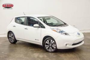 2015 Nissan Leaf SL 4dr Hatchback Photo