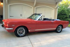 1965 Ford Mustang GT Photo