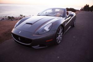 2012 Ferrari California Factory Maintenance