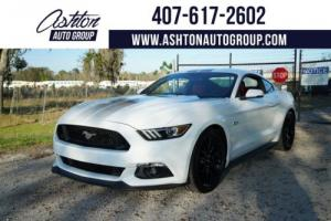 2016 Ford Mustang GT Performance Package 1 Owner No Accidents