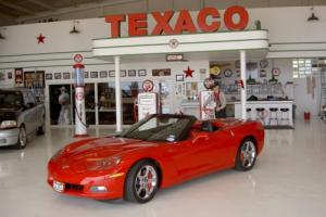 2007 Chevrolet Corvette Z-51 Racing Performance Package